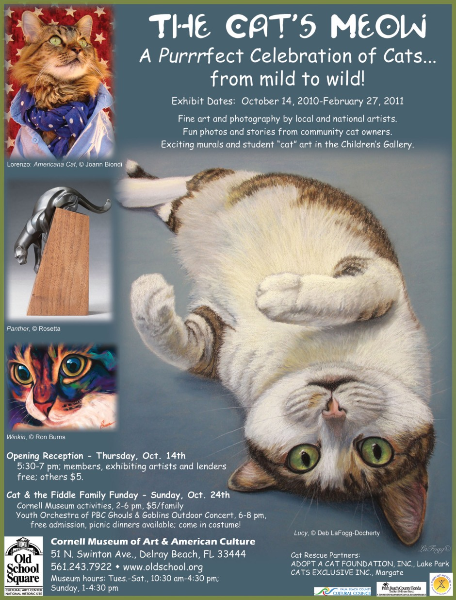 CATS_ExhibitFlyer